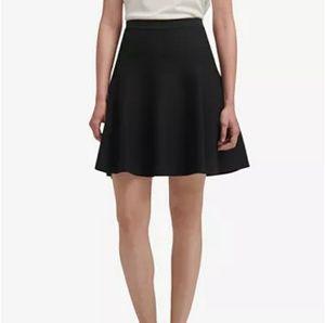 NWT DKNY Knit A-Line Skirt